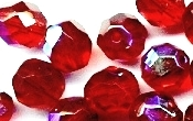 Fire Polished Beads - 01786