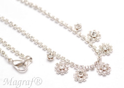 Strass Necklace - 03944