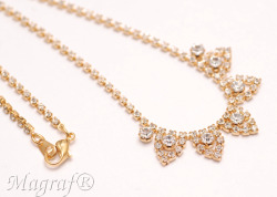 Strass Necklace - 03946