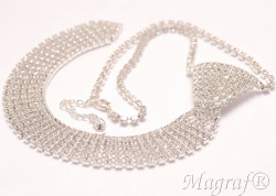 Strass Necklace - 04137