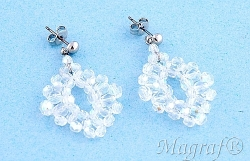 Wedding Earrings - 04499