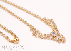 Strass Necklace - 05095
