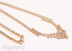 Strass Necklace - 05096