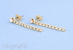 Strass Earrings - 05098