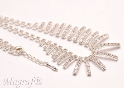 Strass Necklace - 05100