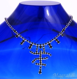 Strass Necklace - 05296