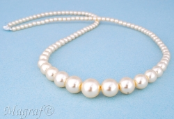 Pearl Necklace - 06126