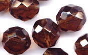 Fire Polished Beads - 06594