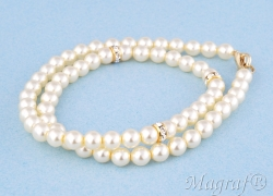 Pearl Necklace - 06667