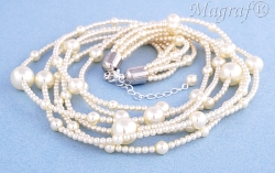 Pearl Necklace - 07720