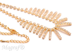 Strass Necklace - 08771