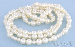 Pearl Necklace - 09303