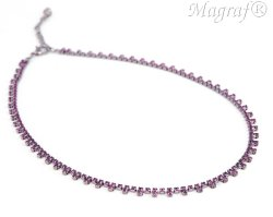 Strass Necklace - 09510