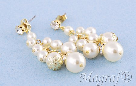 Wedding Earrings - 09947