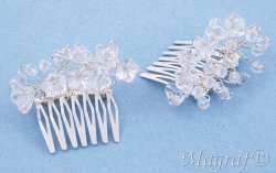 Wedding Hair Pin or Slide - 10137
