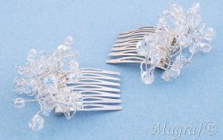 Wedding Hair Pin or Slide - 10140