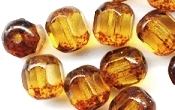 Fire Polished Beads - 10540