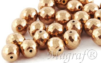 Fire Polished Beads - 10607