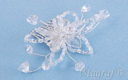 Wedding Hair Pin or Slide - 10636