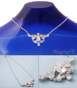 Strass Necklace - 11057