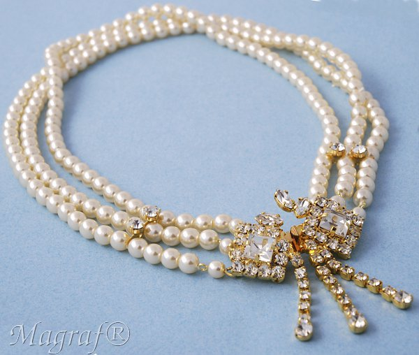 Pearl Necklace - 11616