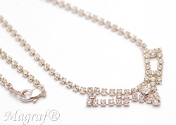 Strass Necklace - 11633