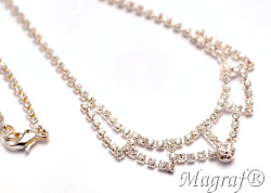 Strass Necklace - 12142