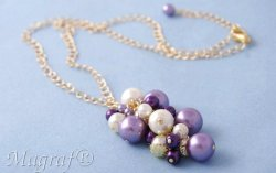 Pearl Necklace - 12834