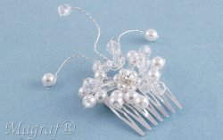 Wedding Hair Pin or Slide - 13127