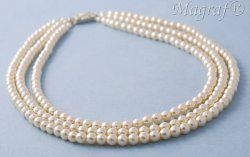 Pearl Necklace - 13240