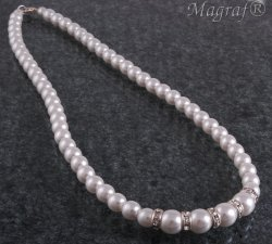 Pearl Necklace - 16762