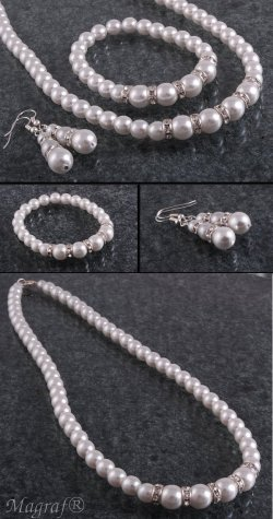 Pearl Necklace - 16764