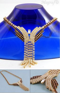 Strass Necklace - 16772