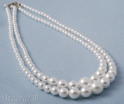Pearl Necklace - 17376