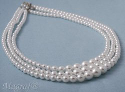 Pearl Necklace - 17378