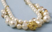 Pearl Necklace - 17386