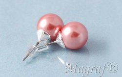 Pearl Earrings - 17747