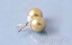 Pearl Earrings - 17748
