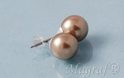 Pearl Earrings - 17749