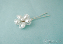 Wedding Hair Pin or Slide - 20045