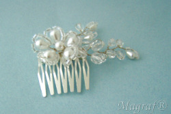 Wedding Hair Pin or Slide - 20046