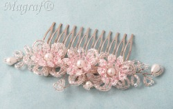 Wedding Hair Pin or Slide - 21864