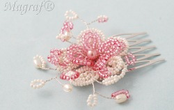 Wedding Hair Pin or Slide - 21886